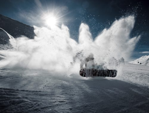 Snowboard – czyli o pasji, determinacji i pokonywaniu strachu