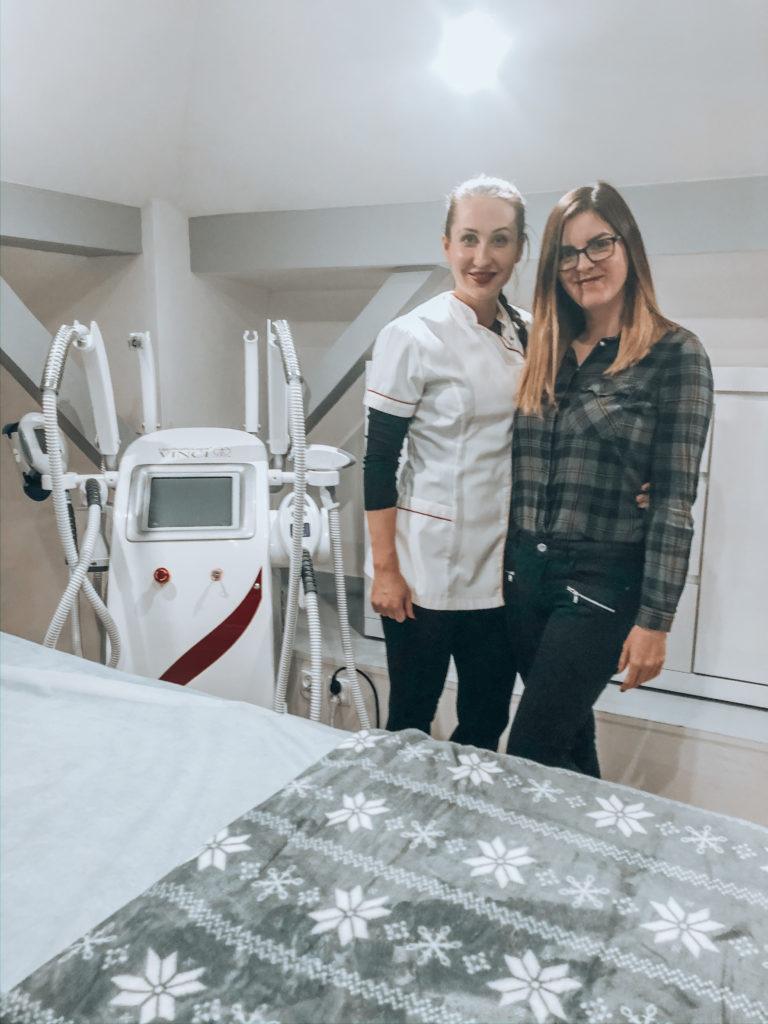 Zabiegi wyszczuplające po ciąży - opinia i efekty liporadiologii