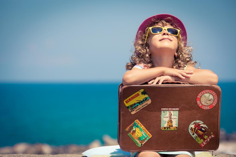 Pakowanie dziecka na kolonie – o czym pamiętać
